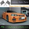 For Skyline R34 GT/GTT Do-Luck Front Bumper Body Kit
