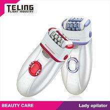 LED light tweezer lady Shaver TL-N010