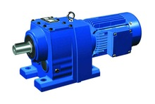 R97 bending machine special helical gear reducer