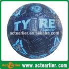 size 5 high quality hand sewn soccer ball/football