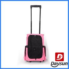Dog Stroller Wheel Travel Carrier Stroller Backpack Airline Bag Handle pet stroller