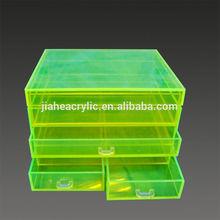 High quality plastic storage drawer multi-drawer