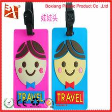 2014 Fashion Photo frame Name card holder luggage tag