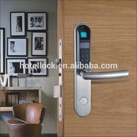 fingerprint scanner door locks