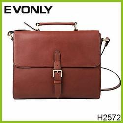 H2572 2015 fashion lady bag / leather shoulder bag for women