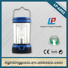 ultra bright ABS 3watt focus camping lantern