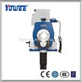 automático de corte da tubulação da máquina