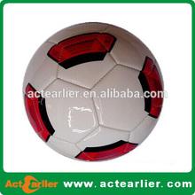 pvc leather machine sewn printed footballs