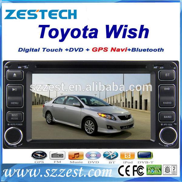 Toyota Wish Voice Navigation Navigation For Toyota Wish