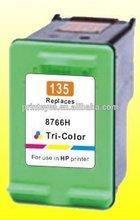 Best Quality ! Inkjet Cartridge for HP 135 C8766H