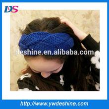 wholesale crochet flower headwrap T-168