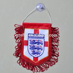 world cup England soccer team souvenir sport mini pennant