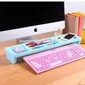 Fashion design en plastique ordinateur tablette à clavier
