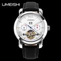 2014 novos high-end prémio japonês movimento do relógio mecânico