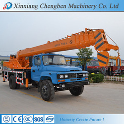 Famous Manufacturing Used Telescopic Cranes