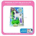 Promotion en plastique jouet buzz bubble blower gun