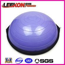 Boule de gymnastique/boule de forme physique/pilates moitié balance ball