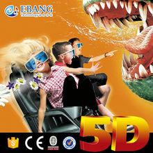 5D Cinema Dynamic Truck Mobile 5D Cinema,Exciting 5D Cinema Equipment
