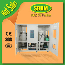 KXZ High Degree Used Motor Oil and Car Oil Regeneration plant