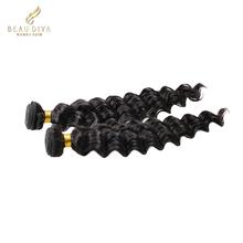 China Alibaba Aliexpress Mongolian hair,Shedding and tangle free Mongolian ocean wave hair