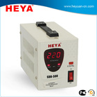 relay control home voltage stabilizer with LED display