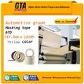 67d 78.5x1850 con pintura fina línea de enmascarar automotriz fabricante de la cinta