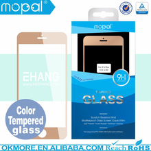 2015 cell phones accessories tempered glass screen protector for iphone 6