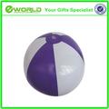 baratos logotipo personalizado de venta al por mayor bola de playa inflable del pvc bola de juguete de plástico de bolas