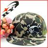 2015 summer hot new product camouflage 5-panel custom mesh trucker cap