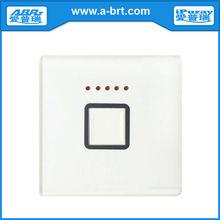 Smartphone wireless remote motor control power switch