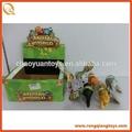 Animales de juguete 2014 juguetes de animación en 3d de animales de granja juguetes de plástico modelo de pequeños animales AN48168001-A