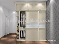 2015 wholesale laminate wardrobe designs with cheap price