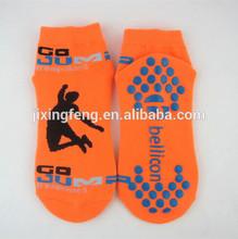 pure cotton non slip adult sock