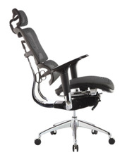 Hot selling mesh ergonomic office chair alibaba trade manager JNS-802