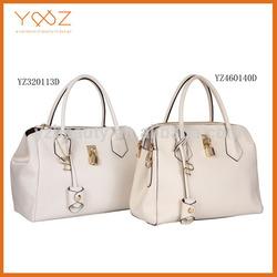 Wholesale 2014 lady fashion genuine leather handbag