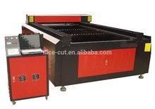 Hot sale iron steel laser cut machine size 1300 * 2500mm