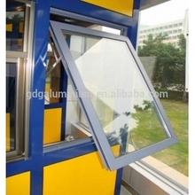 2014 Popular Durable cheap aluminum awning window