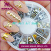 Zhejiang Newair factory nail art decoration nail studs decals