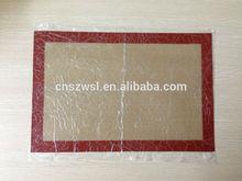 New Reusable Non-Stick Silicon Baking Mat/ Wholesale Silicone Baking Mat