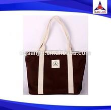 2015 Wholesale Nylon Waterproof Women Fashion Shopping Bag