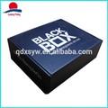 de color corrugado caja de zapatos para la venta