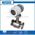 Inteligente de bajo coste/precio líquido electromagnética flujometro hecho en china