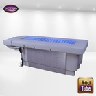 2014 luxury Electric water massage table facial bed salon furniture