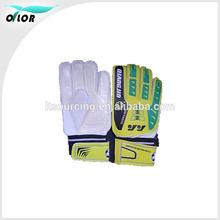 Perfessional cheap custom goalkeeper football gloves