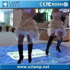 2013 led xxxx video xxx wall/oled/screen/leddancef P15 led disco panel