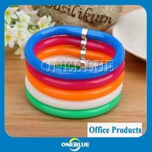 Function Bracelet Plastic ball pen