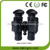 night vision Binoculars double tube compact facilities, waterproof night vision riflescope