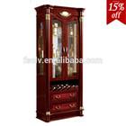 Buying furniture online , Vintage Simple designed antique wooden wine cabinet