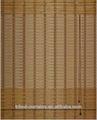 custome impermeável ao ar livre de bambu cortina de rolo