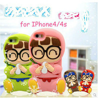 special jelly mobile phone case silicone case cover for iphone